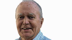 Anders H Pers är vid 85 års ålder fortsatt väldigt intresserad av journalistik.