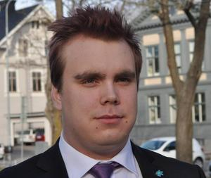 Mattias Eriksson Falk, SD.