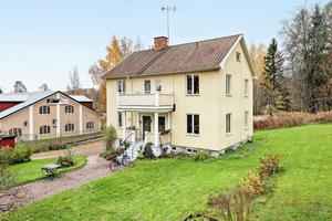 Villa som tidigare inrymt två hyreslägenheter. Foto: Patrik Persson