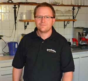 Anders Ors är tf. ordförande i Falu BS.