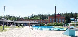 Pengar satsas på Storviksbadet för att behålla det även i framtiden.