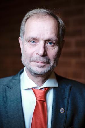 Hans Andersson (L), 67 år, Rimbo. Kommunalförbundet Sjukvård och Omsorg i Norrtälje.