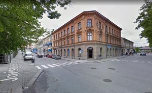 Så här ser det ut på platsen idag från en lite annan vinkel. Bilden är hämtad från Google maps.