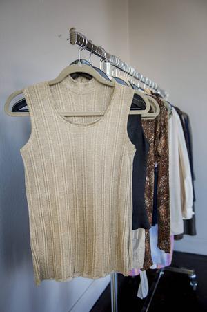 Kläderna är från 1950–70-talet.   Foto: NORA LOREK / TT