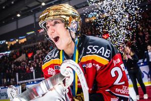 SDHL kan fira ett nytt tv-avtal. Foto: Simon Eliasson (Bildbyrån).