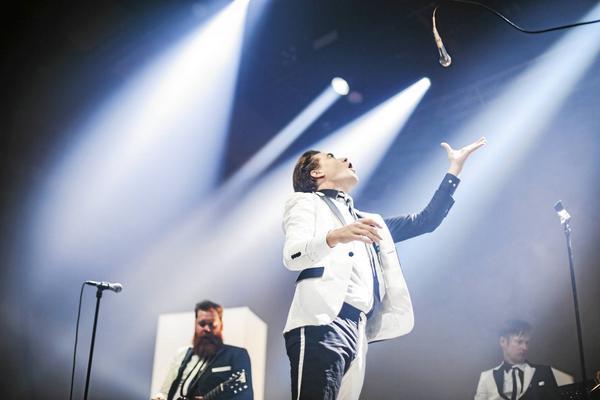 The Hives i Åre förra året. I år blev det tre konserter i Sverige: Åre, Huskvarna och Lund. Fler blir det inte i hemlandet 2018, men däremot är sommaren fylld av spelningar på kontinenten.
