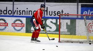 Fagerudd gjorde fyra mål och 14 assist för SSK förra säsongen. Han har totalt spelat över hundra matcher i såväl SHL, som hockeyallsvenskan och den finska högstaligan.