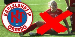 Eveliina Summanen lämnar Kif Örebro.