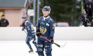 Rasmus Linder leder assistligan i allsvenskan.