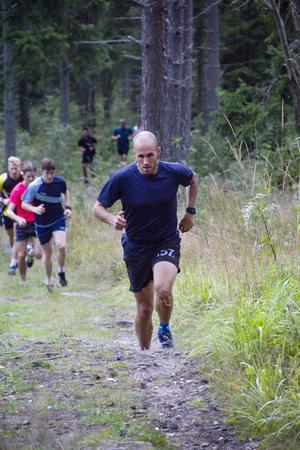 Lars Ljung håller fortfarande igång kroppen, även om det numer är på motionsnivå.
