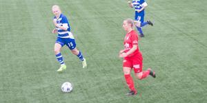 Jennifer Kolseth Markström var en av målskyttarna för Islingby IK