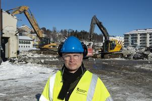 Magnolia Bostad kommer att bygga omkring 800 bostäder på platsen.
