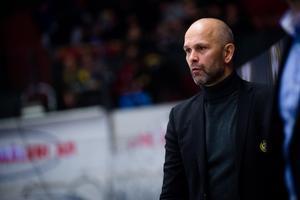 Tommy Sjödin var rasande efter matchen mot Linköping. Bild: Simon Hastegård/BILDBYRÅN.