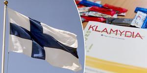 En ny variant av klamydia som upptäcktes i Finland under våren har nu även hittats vid provtagning på Sundsvalls sjukhus.
