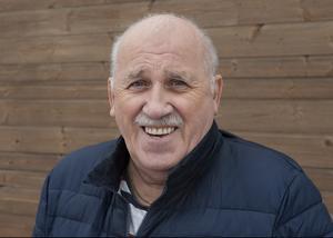 Johnny Nilsson, 74, pensionär, Sundsvall