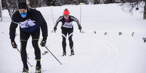 Jenny Kling kom tvåa på 22 kilometer för damer. Hur hon tacklade det svåra föret i växlande väder?