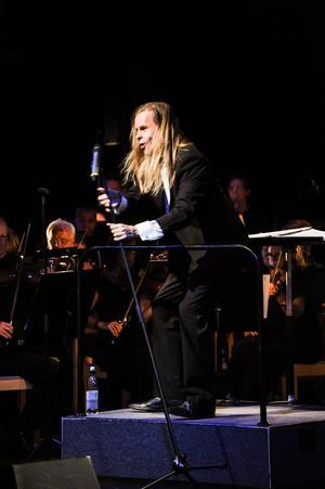 Dirigenten Ulf Wadenbrandt.