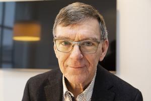 Jan Smedjegård, smittskyddsläkare i Västmanland.