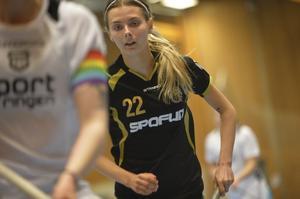 Ellen Rönnqvist.