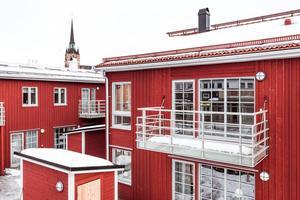 Trotzgatan 48D, Falun. Foto: Svensk Fastighetsförmedling Falun