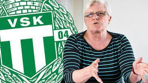 Christina Liffner kommer inte att fortsätta sitt styrelseuppdrag i VSK Fotboll kommande säsong.