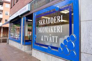 Tvätteriet i Gävle drivs vidare i ny regi, i samma bolag som skomakeriet i Gallerian i Sandviken.
