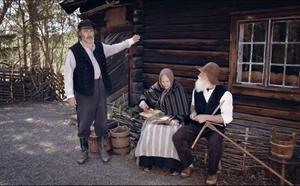 Bye bye Sverige är aktuell på SVT och är till stora delar filmat på Torekällberget där Erik Haag även har spenderat mycket av sin fritid de senaste tjugo åren.