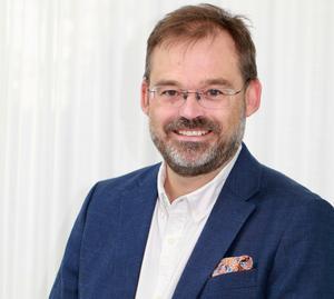 Tomas Kruth, expert på stadsutveckling på Svenska Stadskärnor. Foto: Pressbild.