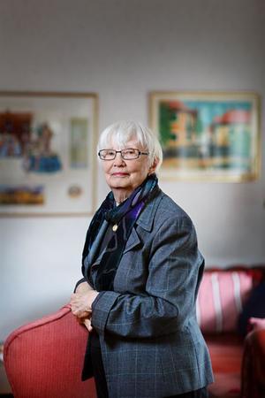 Anita Salomonsson är aktuell med romanen