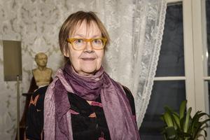 Foto: Emmi Korhonen Lehtikuva. Författaren Tua Forsström blir ny ledamot i Svenska Akademien.