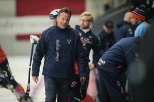 Svenne Olsson kan räkna in Kasper Milerud i laget igen efter dennes hjärnskakning mot Frillesås.