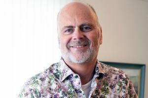 Jonas Hag, privat- och  företagsrådgivare. Foto: Norkay