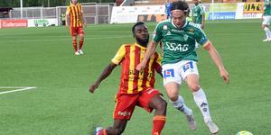 Robbin Sellin ser, av allt att döma, ut att vara spelklar till lördagens match mot Jönköpings Södra.