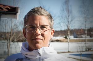 Mamma Sara Viklund får arbeta på halvtid för att finnas där för Hjalmar.
