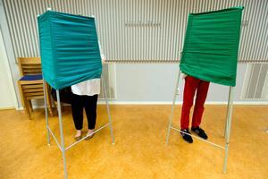 Avstå inte din demokratiska rättighet, en rättighet som många runt om i världen fortfarande saknar och längtar efter att få. Rösta den 26 maj! uppmanar styrelsen för 5i12 -rörelsen.