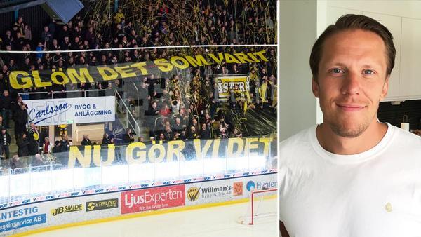 Jonas Liwing ser fram emot att spela inför VIK-fansen.