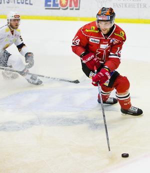 Tom Wandell i matchen mot Djurgården. Där Örebro förnedrades med 2–8. Bild: Johan Bernström/Bildbyrån
