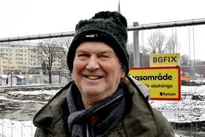 Lars Nilsson, 74 år, pensionär, Sundsvall: