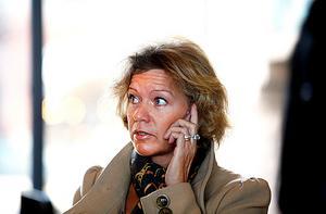 Margareta Sandstedt, (SD).