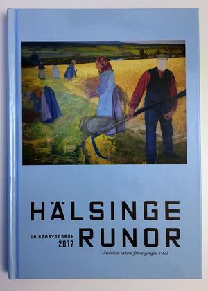 Hälsingerunor ges ut av Hälsinglands hembygdskrets. Första gången den utkom var 1921.