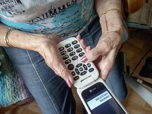 Sverige har haft en mildare lagstiftning för telefonförsäljning än många andra länder där man får ansluta till en Ja-lista om man tillåter att försäljare får ringa upp. Nix-registret finns för privatpersoner som inte vill bli kontaktade av telefonförsäljare. Bild: Gorm Kallestad/NTB Scanpix/TT Gorm