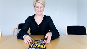 Författaren Anna Iwarsson.