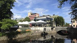 Brasserie Stadsparken. Arkivfoto.