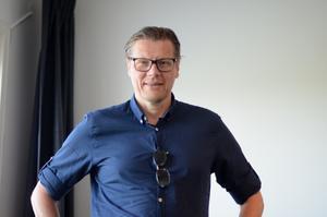Hannu Högberg, ordförande Västerås Rönnby.