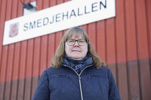 Fritidschefen Siw Östlund är nöjd med lördagens första