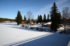 Det finns planer på att bygga en helt ny camping vid gamla Folkets Park i Vansbro, bara finansieringen löser sig.