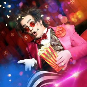 Den argentinske clownen Emiliano. Foto: Pressbild.