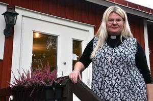 Enånger-Njutångers nya kyrkoherde är uppvuxen i Dalarna, men har sina rötter i Hälsingland.