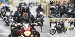 Motorcykelns dag i Sundsvall 2019.