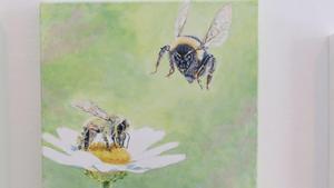 """Let me bee"". Foto: Max Möllefält"